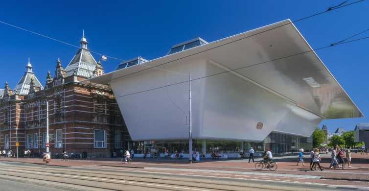 Entrada sin colas al Museo Stedelijk de Ámsterdam