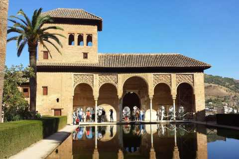 Skip-the-Line: Alhambra 3-hour Private Tour
