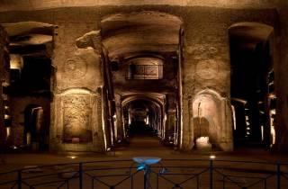 Katakomben von San Gennaro: Einlass ohne Anstehen