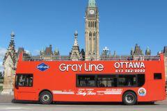 Ottawa: Bilhete de 1 Dia para o Ônibus Hop-On Hop-Off