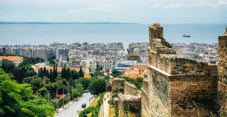 Thessaloniki: Historic Private Walking Tour