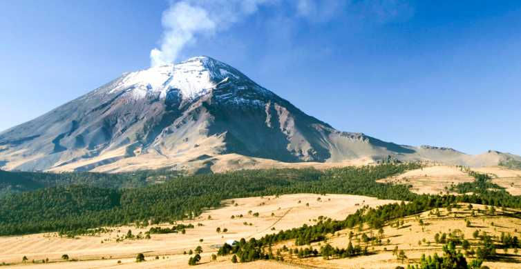 From Mexico City: Full-Day Volcano Hiking Tour
