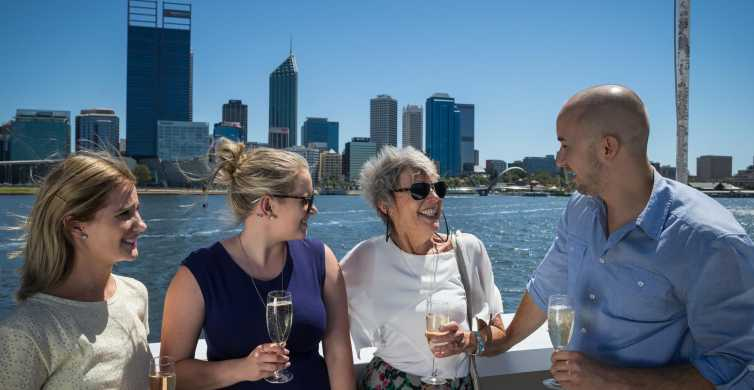 Swan River Lunch Cruise from Fremantle or Perth