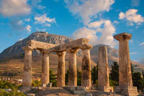 From Athens: Half-Day Ancient Corinth Tour