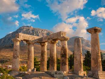 Ab Athen: Tour ins antike Korinth
