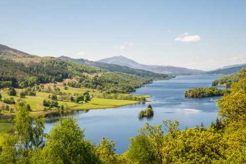 Highland Lochs, Glens, and Whisky Tour from Edinburgh