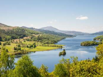 Ab Edinburgh: Highland Lochs, Glens & Whiskytour