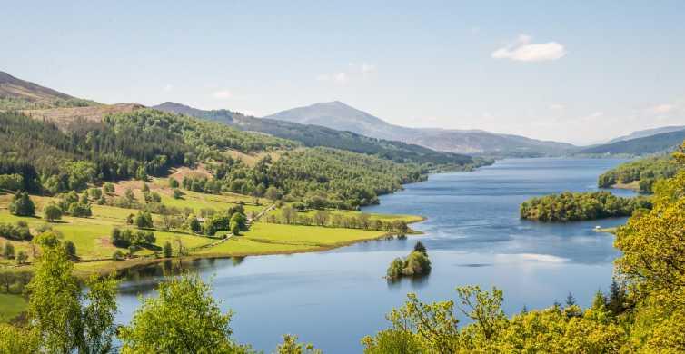 Highland Lochs, Glens, and Whisky Tour from Edinburgh