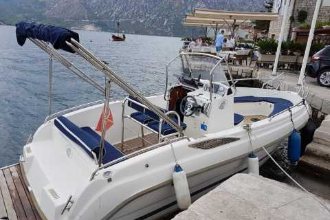 Private Speedboat tour from Kotor