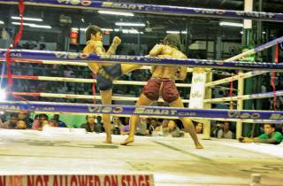 Muay Thai Lumpinee Boxing Stadium: VIP-Ticket