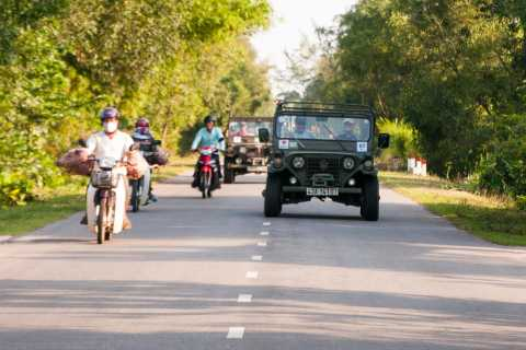 From Hanoi: Private Jeep Tour in the Countryside
