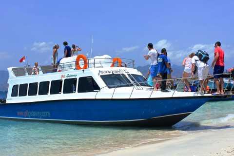 Schnellboot: One-Way-Transfer Bali - Gili Trawangan
