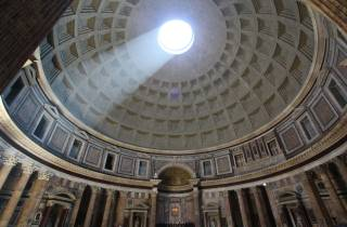 Heilige Kunst und Architektur in Rom