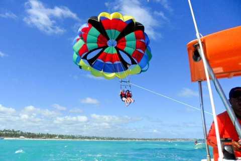 Tour de 3 horas de parapente en Punta Cana