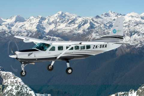 From Queenstown: Milford Sound Coach, Cruise & Scenic Flight