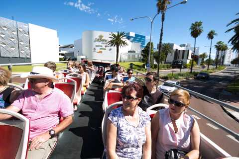 Perth Hop-on Hop-Off Bus Tour & Perth Mint Eintrittskarte