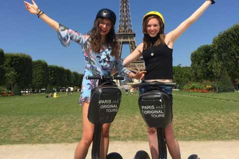 Parigi: tour in segway di 2 ore e 30 minuti