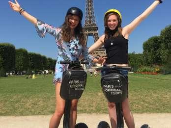 Höhepunkte von Paris: 2,5-stündige Segway-Tour
