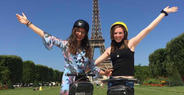 Destaques de Paris em Excursão de Segway (2,5 horas)