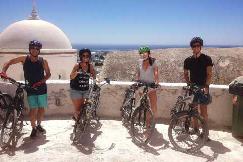 Santorini: Around the Island by Electric Bike