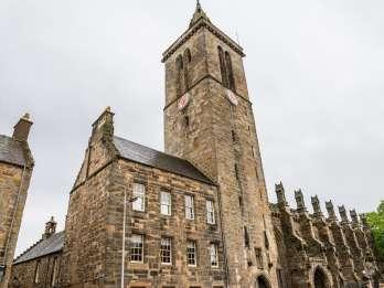 St. Andrews und Fishing Villages of Fife - von Edinburg