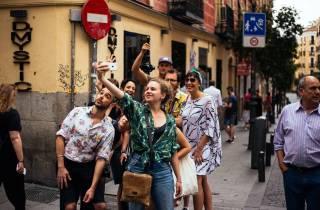 Madrid: Tour durch Madrids alternative Seite mit einem lokalen Führer