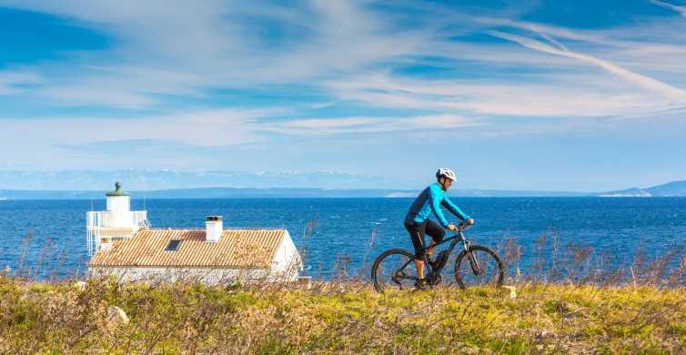 Pula: Electric Bike Sightseeing Tour