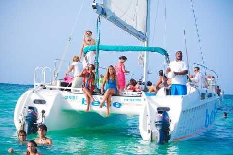 Punta Cana: Private Catamaran Boat Hire