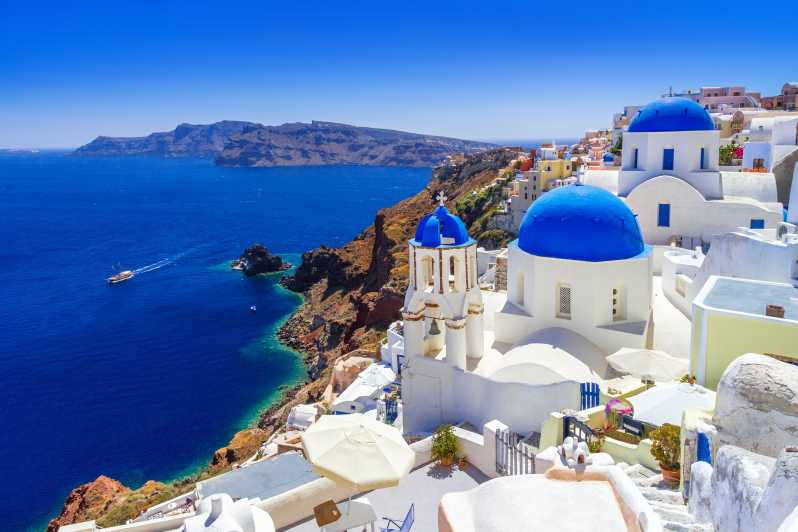 Full-Day Trip to Santorini by Boat from Rethymno   GetYourGuide