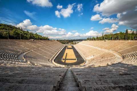 Athen: Olympisches Training