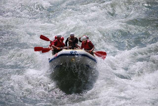 Van Kotor: Montenegro Tara Rafting