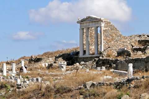The Original Delos Guided Tour from the Cruise Ship Port
