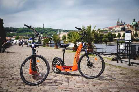 Prague: E-Scooter Rental