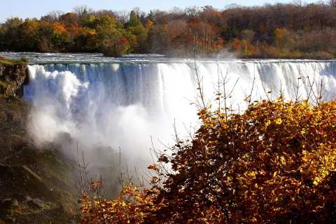 Niagara Falls, USA: Goat Island-Tour mit Maid of the Mist