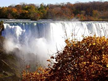 Niagara Falls, USA: Goat Island-Tour mit Maid of the Mist