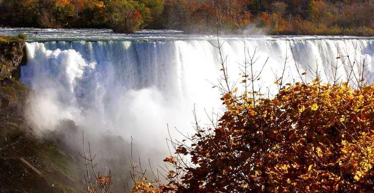 Niagara Falls, USA: Goat Island & Optional Maid of the Mist