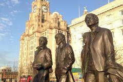 Excursão a Pé em Liverpool: Dos Beatles aos Bombardeios