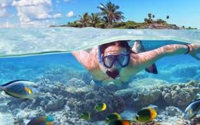 Punta Cana: Catamaran Cruise and Snorkeling