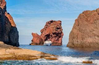 Korsika: Scandola & Girolata Bootstour ab Porto