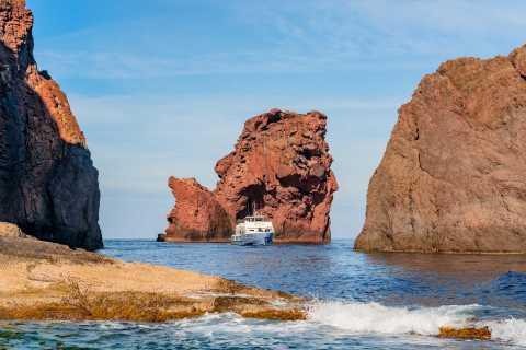 Depuis Porto: Scandola et Girolata en bateau