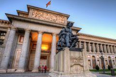 Excursão Museu do Prado com Visita Opcional ao Reina Sofia