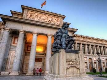 Museo del Prado & optional Museo Reina Sofía: Halbtagestour