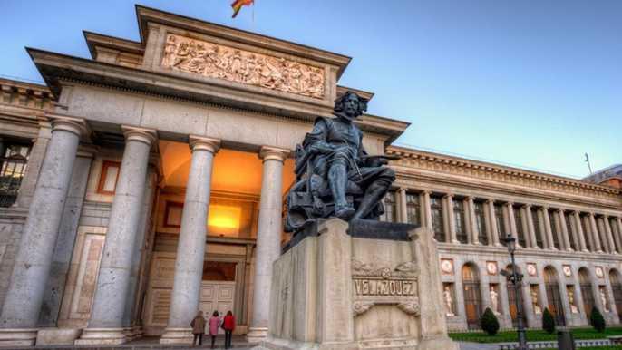 Half-Day Prado Tour with optional Reina Sofia Museum