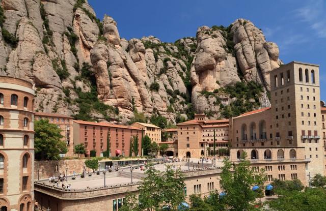 Klooster van Montserrat: rondleiding met vroege toegang