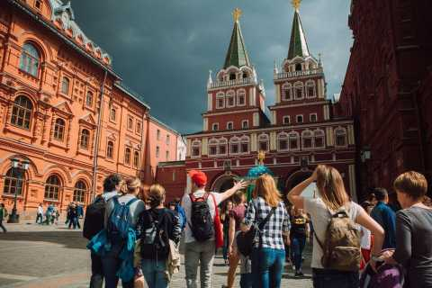 Moscow: Behind the Icons Walking Tour