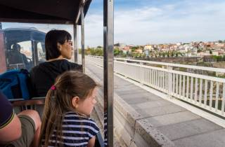 "Porto: Tour im ""Magic Train"" mit Portwein-Verkostung"