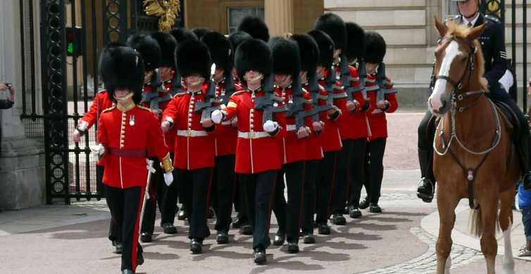 Londres: Excursão a Pé Troca da Guarda