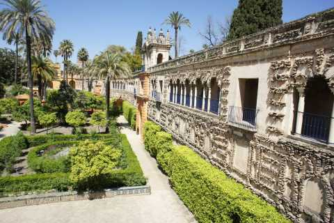 Seville: Kingdom of Dorne Game of Thrones Tour