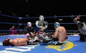 México City: Wrestling Tour