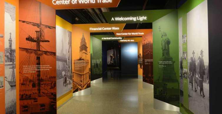 9/11 Tribute Museum Ticket